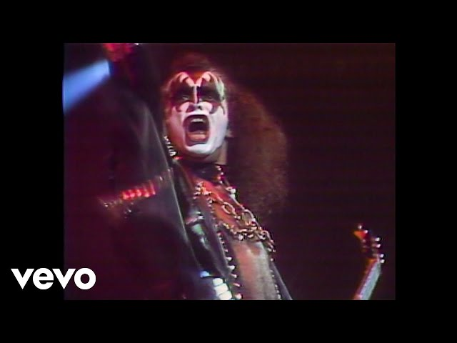 Kiss - Rock And Roll All Nite (From Kiss eXposed)