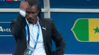 Senegal VS POLAND 2 - 1 Coach broke out the World Cup's most meme-worthy celebration