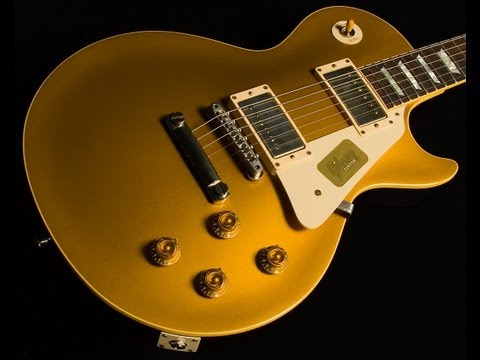Gibson Custom Shop Historic 1957 Les Paul Goldtop VOS  •  SN: 721137
