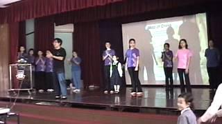 Publication Date: 2015-03-02 | Video Title: 「社會共融齊起舞」藝術義工服務計劃- 中國舞蹈工作坊(新界婦