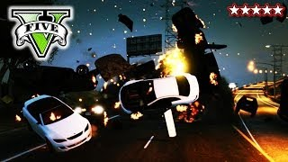 GTA PIGGY HUNT!! - Kill The Piggy!! GTA - Landed IT Crew Original Game Mode Grand Theft Auto 5