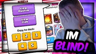 BLIND COPY DECK CHALLENGE! WHAT WILL WE GET?! - Clash Royale