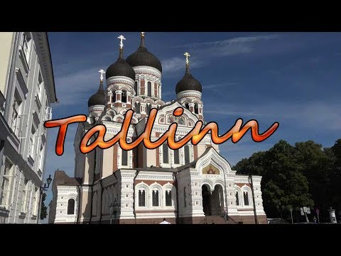 First Impressions of Tallinn - Estonia HD Travel Channel