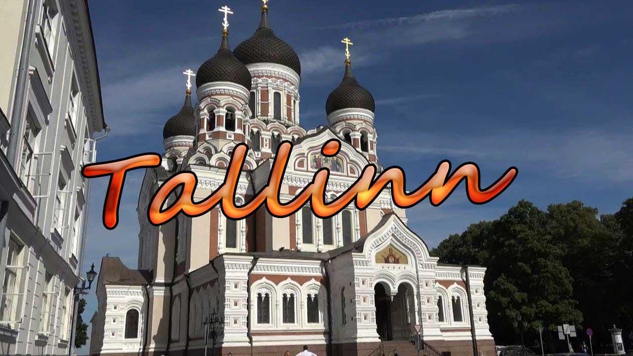 First Impressions of Tallinn - Estonia HD Travel Channel