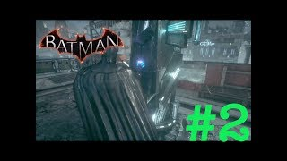 Batman Arkham Knight Walkthrough Part 2-New Suit