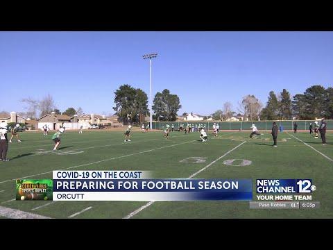 Central Coast high school football teams prepare for fast approaching new season
