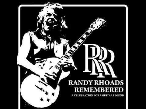 RCTV #678:Randy Rhoads Remembered 2016