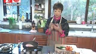 鮮茄三文魚扒