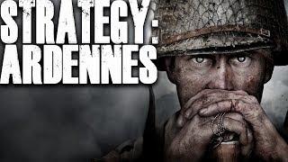 Search Strategy: Ardennes Forest (Call of Duty World War 2 - COD WW2)