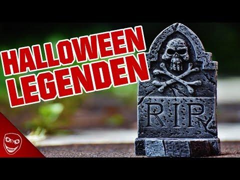 Die 5 gruseligsten Legenden und Mysterien, die an Halloween passiert sind!