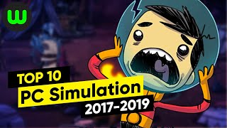 Top 10 PC Simulation Games of 2017-2019 | whatoplay
