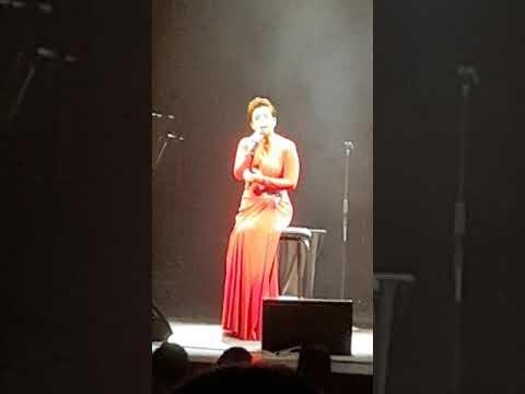 Lea Salonga singing Sana Maulit Muli @ Dubai Opera House (22 Sept. 2017)