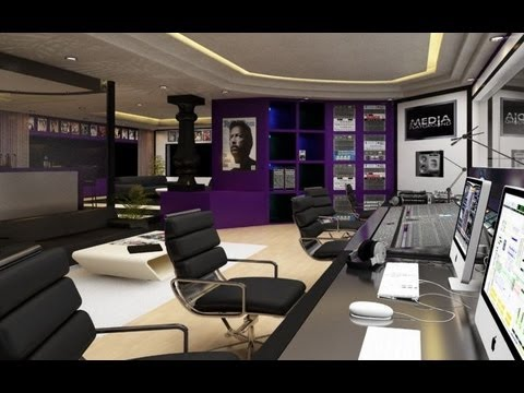World 39 s most luxurious recording studio amaranthine for Exclusive house music