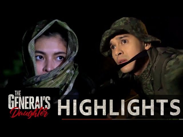 The General's Daughter: Rhian saves Ethan from Franco | EP 24
