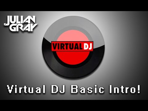 Virtual Dj Mixing, Beat Matching and Basic Introduction