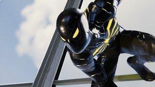 Spider-Man vs Wilson Fisk (Ultimate Difficulty Walkthrough)(Anti Ock Suit) - Marvel's Spider-Man