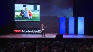 La educación nos incluye a todos | Mercedes Viola | TEDxMontevideoED