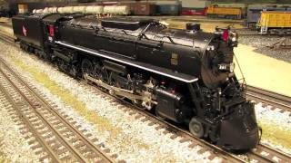 Lionel Milwaukee Road S3 4-8-4 Northern #261