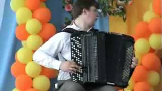 Extreme Accordion Skills