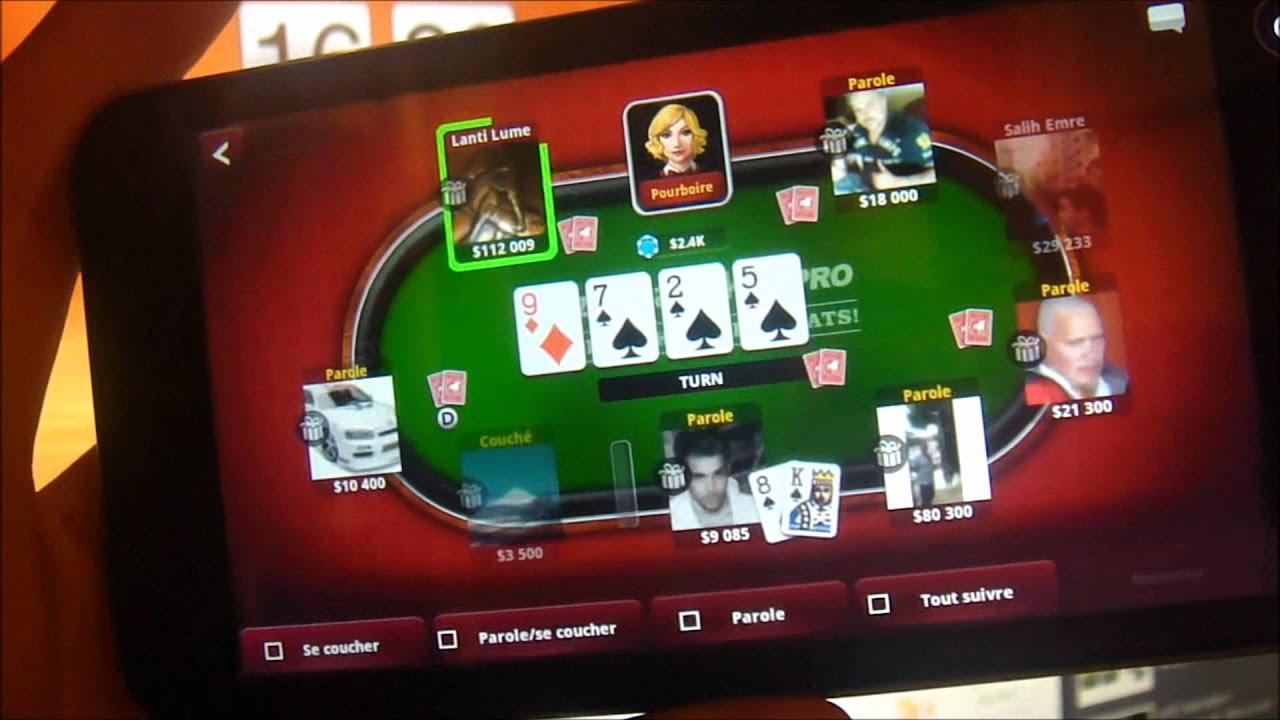Poker android gratuit hors ligne 888 poker codes 2016