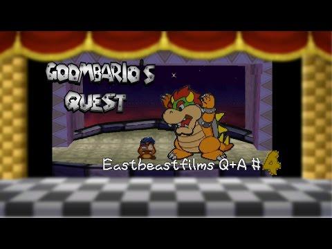 Goombario Q+A 4