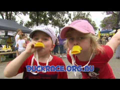 Team Duck Race Challenge Clip