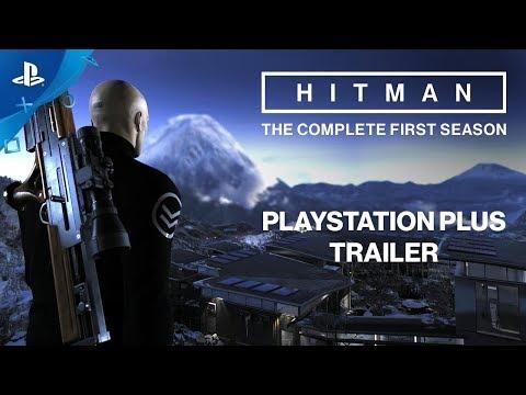 Hitman Complete First Season Free -  PlayStation Plus