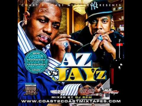 Cant Come up with 99 problems-AZ V.s. Jay-Z