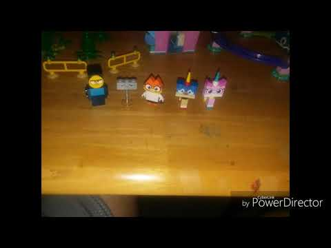 Unikitty and her Friends (LEGO Stop-Motion)