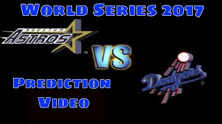 Let's Play Triple Play 97: 2017 World Series Prediction