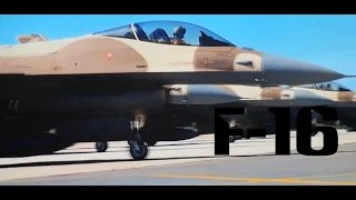 moroccan f 16 atlas falcon rmaf f16 block 52   2014   hd
