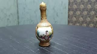중국도자#乾隆年製款鼻煙壺.高9cm서울갤러리소장-61#c…