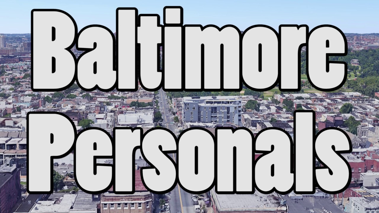 Craigslist personals baltimore