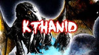 "Mitos de Cthulhu: ""Kthanid"""