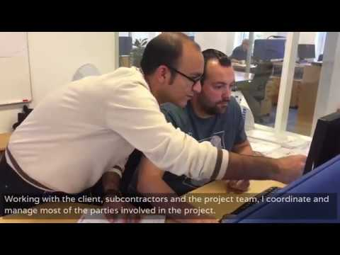Working as a Structural Project Engineer