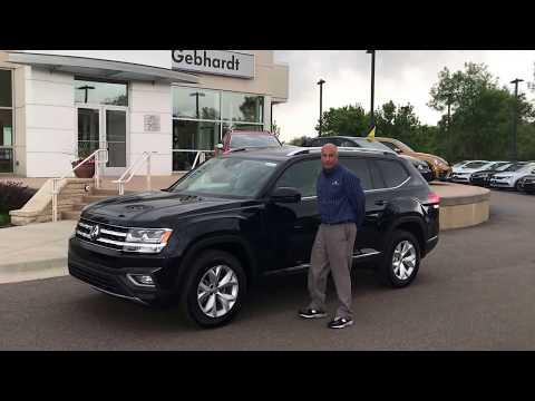2018 Volkswagen Atlas l Boulder CO by Denver - Gebhardt Volkswagen