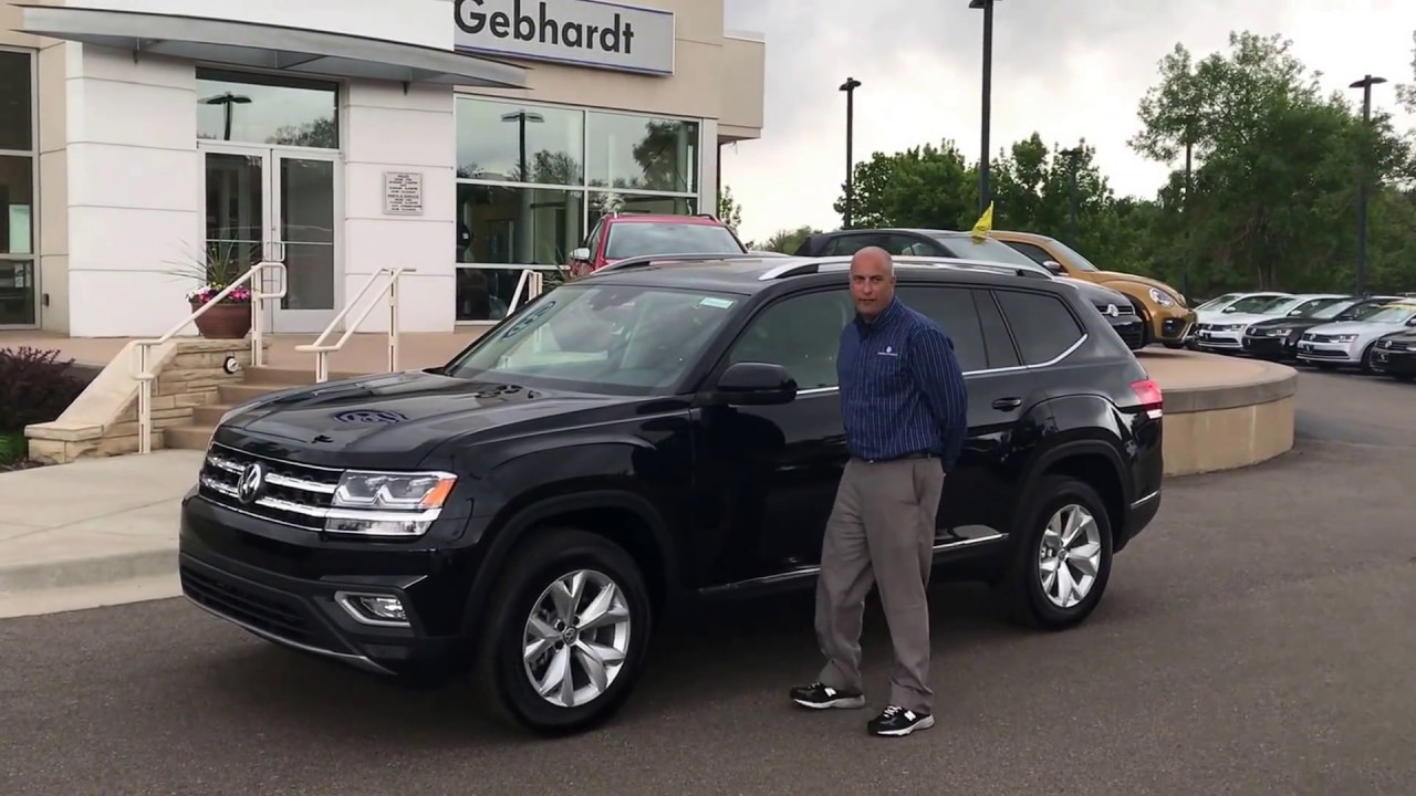 2018 Volkswagen Atlas l Boulder CO by Denver - Gebhardt Volkswagen