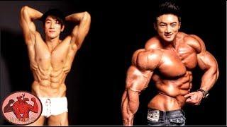 韓国ボディビルモンスター Chul Soonの肉体変化がヤバすぎる!【筋トレ】 thumbnail