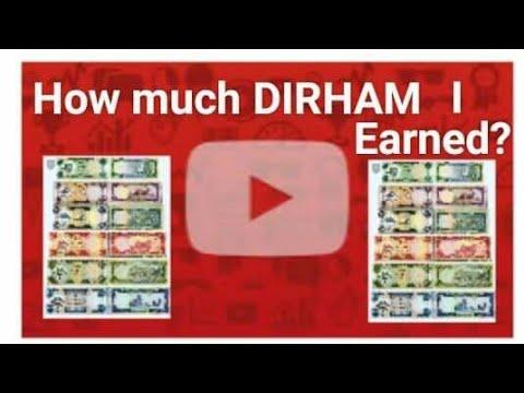DIRHAM: MOROCCO CURRENCY MONEY / IPON CHALLENGE 2019