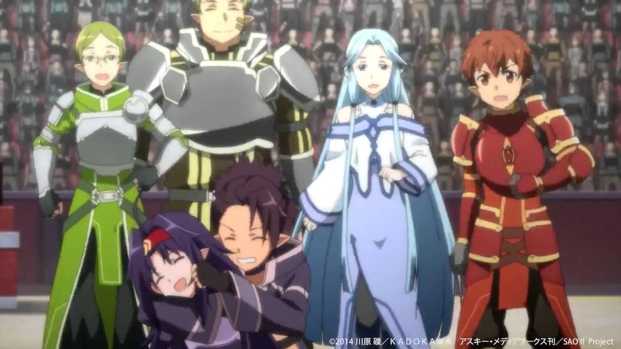 Sword Art Online II Episode 24 - Mother's Rosario (Preview)