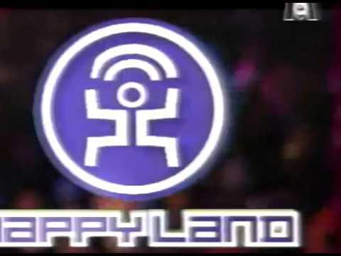 Jeff Mills, Carl Cox, Green Velvet  Happyland @ La Defense  (1997)