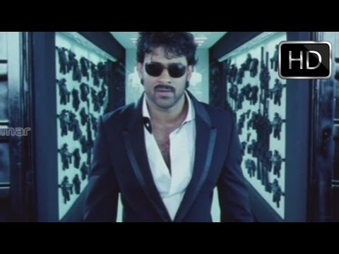 Billa Movie || Best Dialogues About Gun's & Prabhas Escaping Scene || Prabhas || Anushka