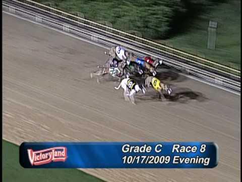 Victoryland 10/17/09 Evening Race 8