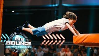 Big Bounce - Die Trampolin Show | Paul Streinz im Taktik & Hoch Parcours | Folge 01 vom 25.01.19