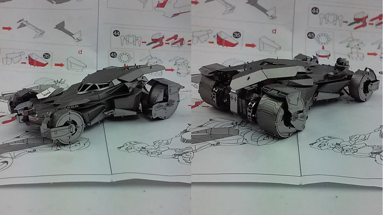 how to build a batmobile