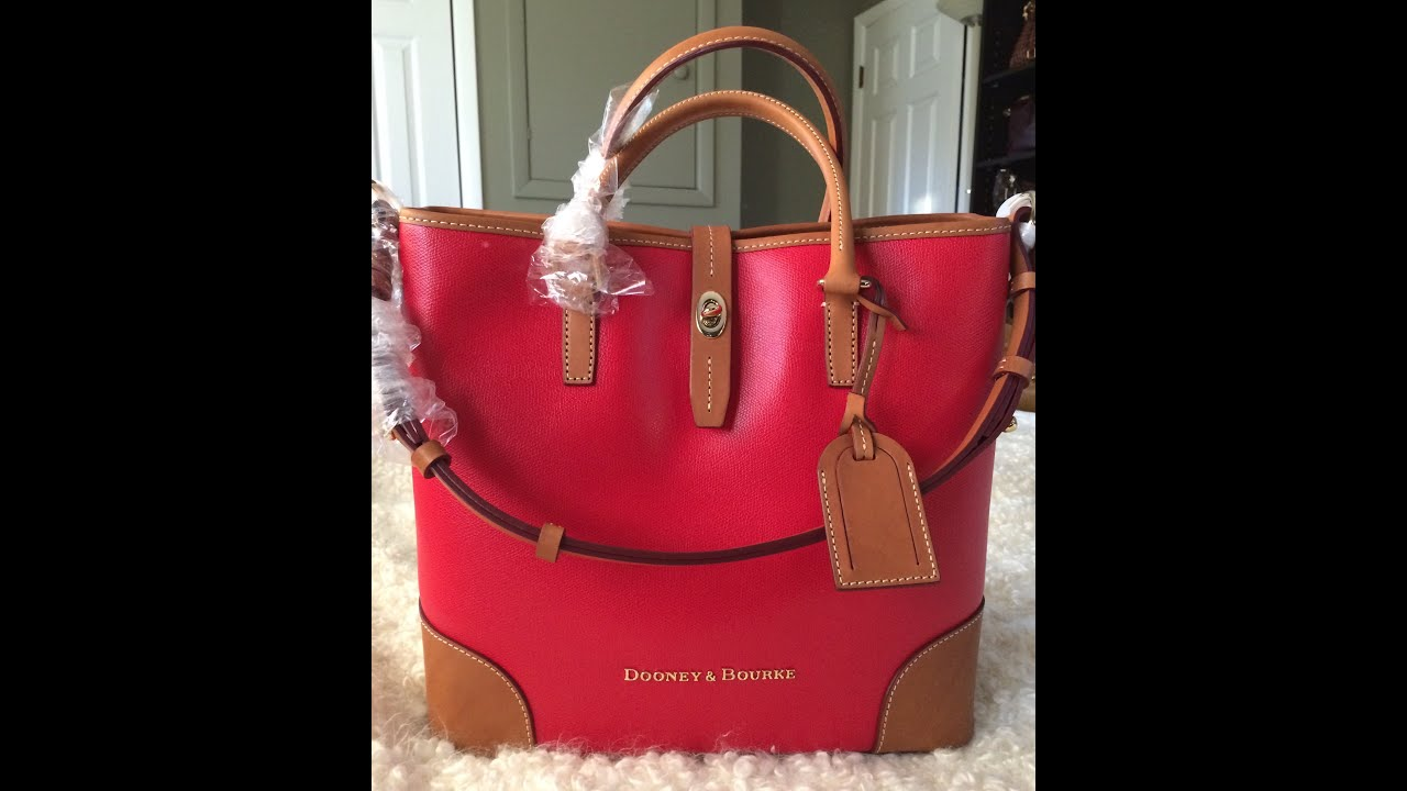 Dooney Bourke Shelby Per Unboxing November 2017 Qvc Tsv You