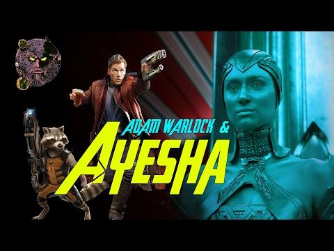 Is Ayesha leading to Adam Warlock in Avengers Infinity War - Cosmic Beings in the MCU pt.4