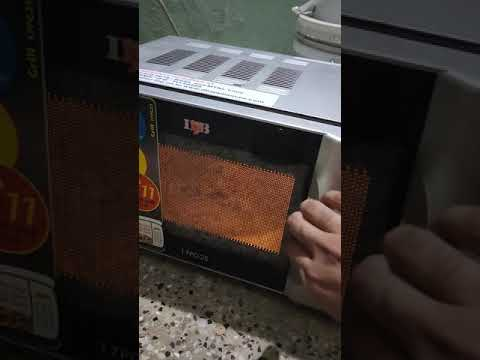Oil free snacks ,microwave(powered by solar )