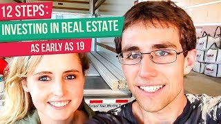 How to Invest in Real Estate as Early as 19 [12 Steps]