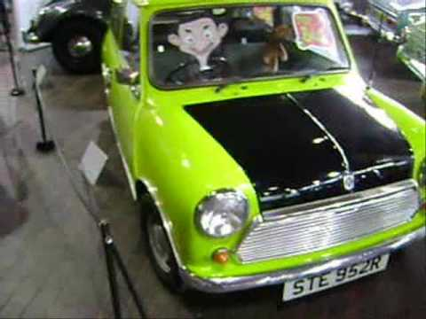 Mr Bean Mini Car Youtube